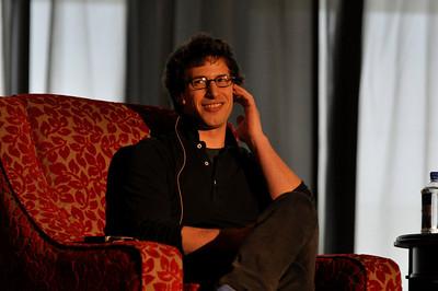 Andy Samberg - April 25, 2010