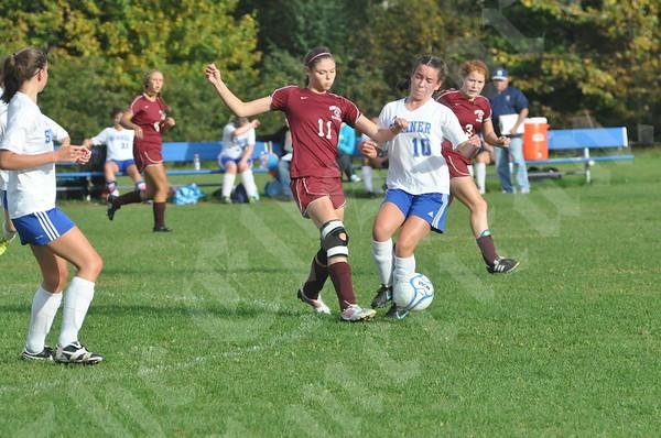 Girls: Sumner Vs. GSA: October 2, 2012