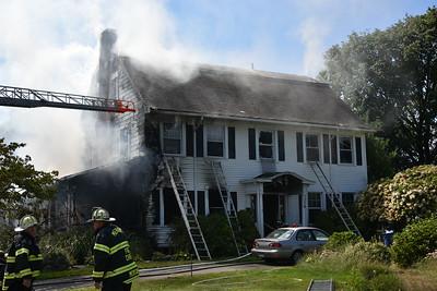 2 Alarm House Fire - 119 Lambert Ave., Meriden, CT - 9/06/21