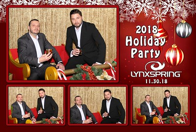 Lynxspring 2018 Holiday Party