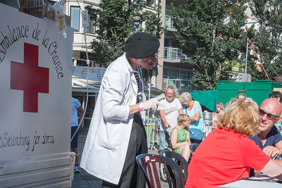 Bonpardon: L'ambulance de la Chance