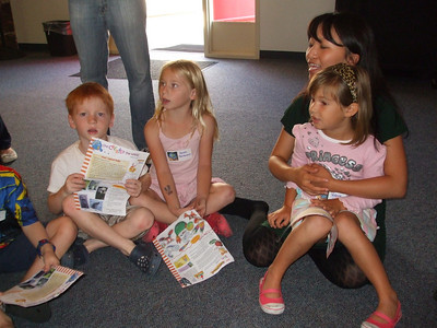 Sunday school 2008