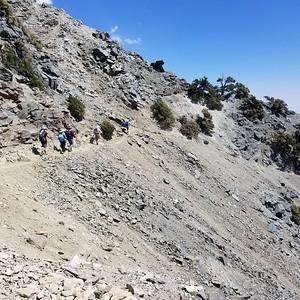 Baldy 6-Peak Loop - July 14 2018