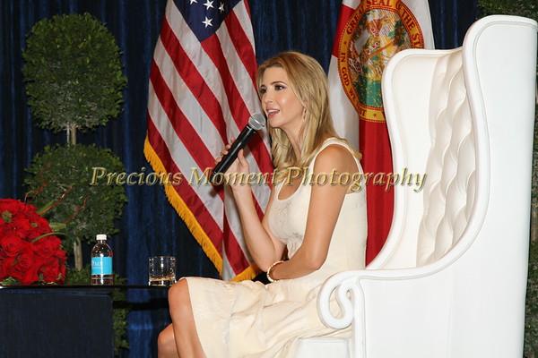 Ivanka & Tiffany Trump at Trump National Golf Club - Jupiter, Florida - October 27th, 2016