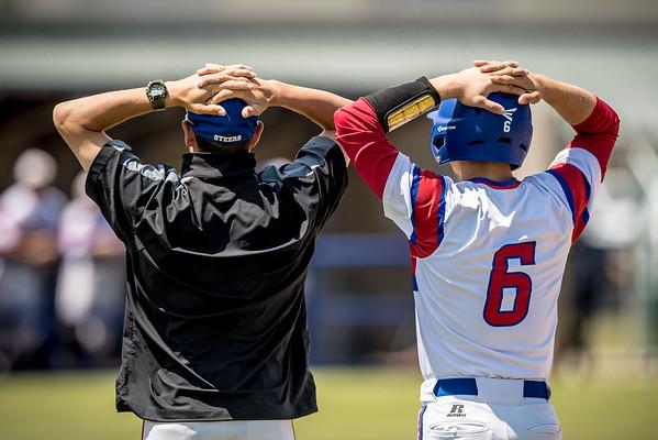 2016 Baseball Steers vs. Iowa Park (2)