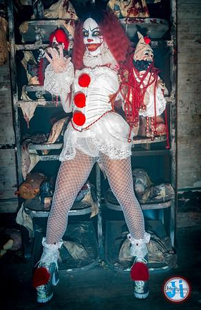 Blood Manor Halloween 2018 NYC