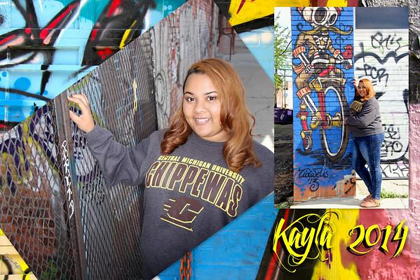 Kayla - Class of 2014