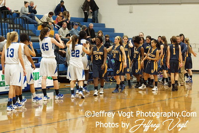 01-20-2012 Churchill HS vs BCC HS Varsity Girls Basketball, Photos by Jeffrey Vogt Photography