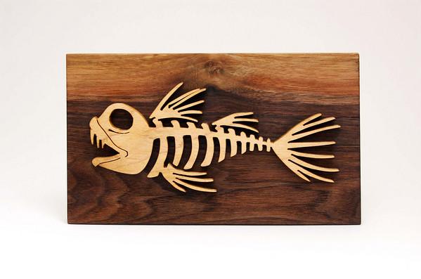 THaap Designs - Modern Woodworking - Wall