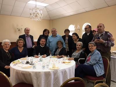 Houston Seniors Group (Nov. 1, 2018)
