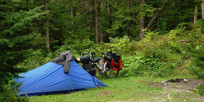 KOA campground - Gros Morne national park, Newfoundland