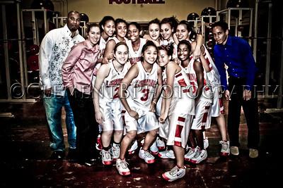 Lakewood High Sr Basketball Game