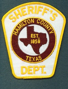 Hamilton Sheriff