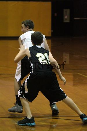 Smith MS 8th Grade vs Wheat Jan 5, 2012
