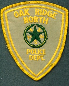 Oak Ridge North Police