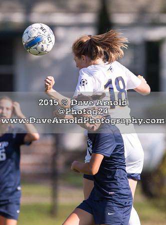 9/16/2015 - Girls Varsity Soccer - Framingham vs Needham