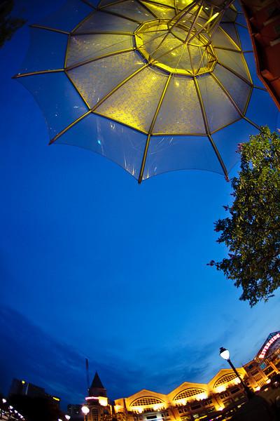 Cafe Umbrella, Singapore