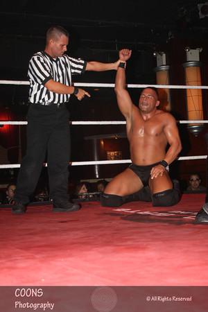 DGUSA 11/13/11 - NYWC Alex Payne vs Papadon