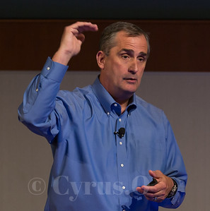 Intel CEO Brian Krzanich - 2014