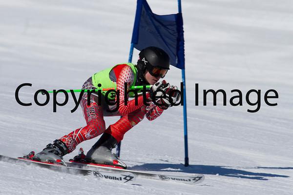 U16 Men GS Run 1