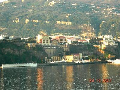 SORRENTO, ITALY (4/13/2007)