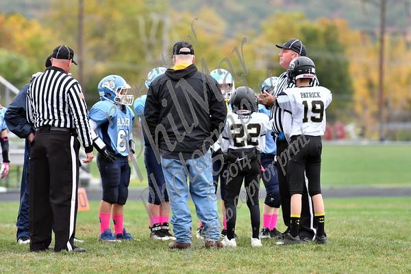 Berks Catholic Midget JV vs Daniel Boone 2016