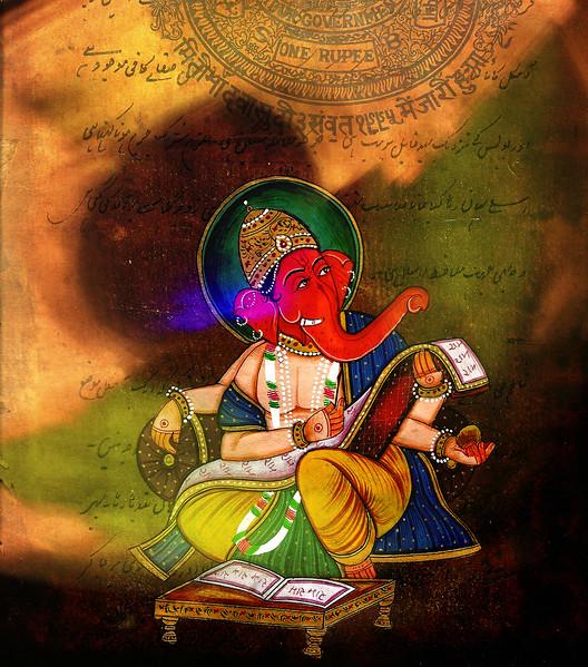 Ganapati Mantra - ॐ गं गणपतये नमः
