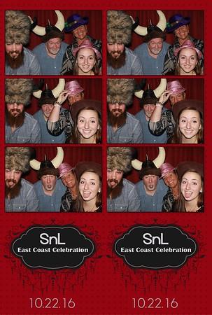 SnL East Coast Celebration - October 22, 2016