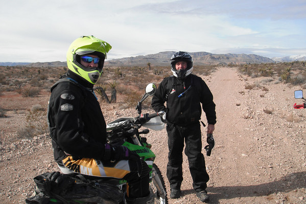 First ride of 2011