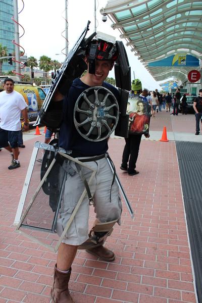 San Diego Comic-Con 2011 - Thursday