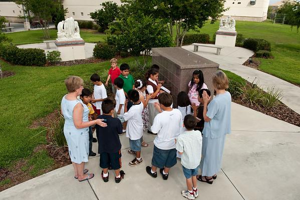 Faith Formation Year-end Class