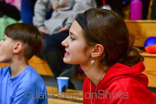 Faces in the Crowd - Rock Canyon at Regis - January 23 2020