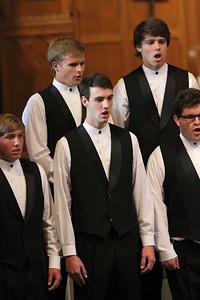 Fine Arts Chorus Concert Oct 7