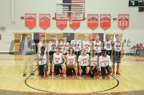 B Basketball 12-07-18