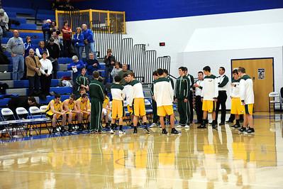 Boys Varsity Basketball @ Perry 2011-2012