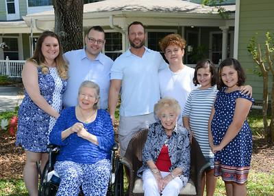 Mary Sommer Family Portrait 2017