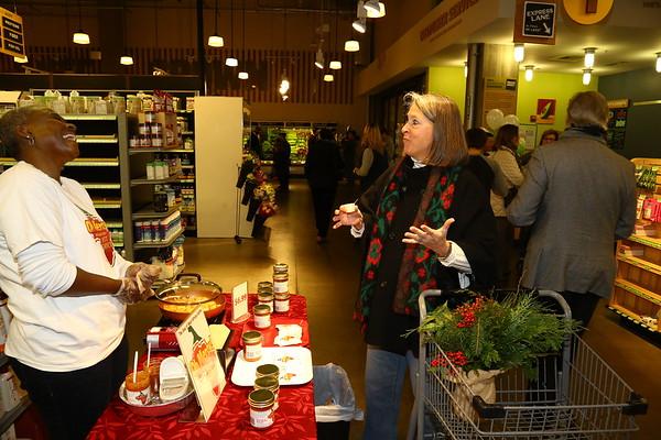 20181220 Dawson's Market Re-Openning