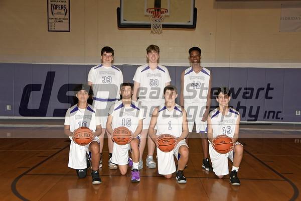 Boys Freshmen Basketball 1.10.19