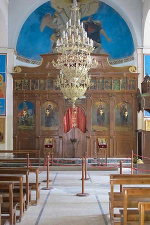 Jordan - Madaba - St. George's Orthodox Church