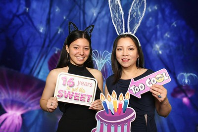 Catherine's Sweet Sixteen