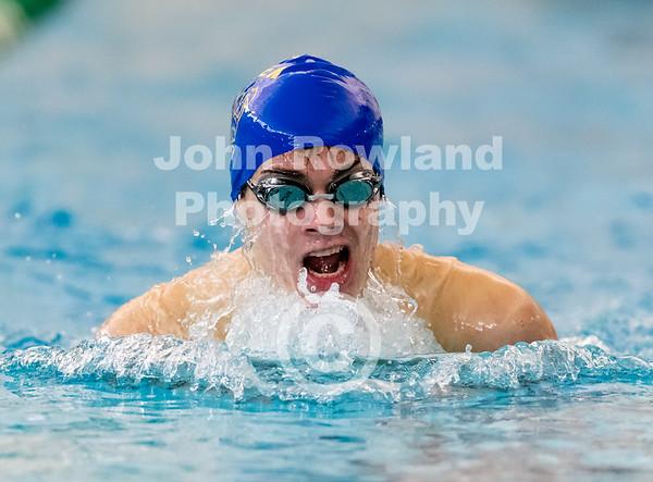 2018 HS Swimming