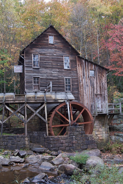 Grist Mill Photos