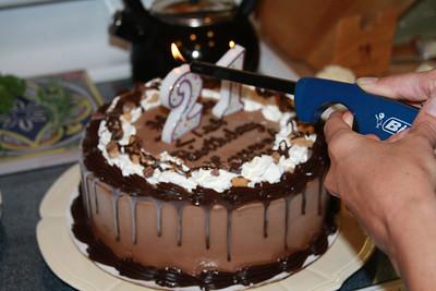 2009 - Lauren's Birthday