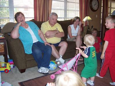 Emma's Birthday 2009