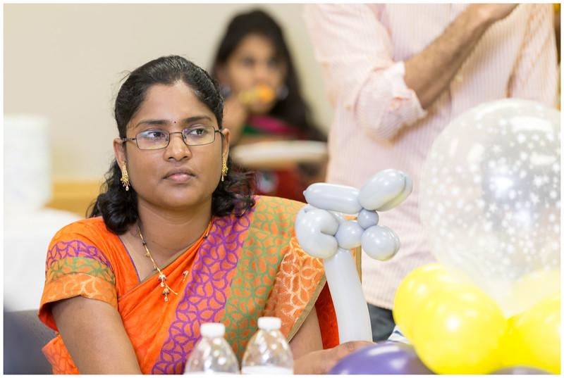 Chaitra 1st Birthday