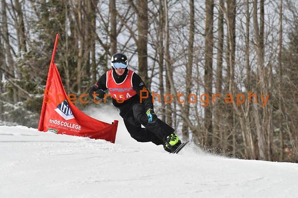 OFSAA Snowboarding 2017 Boys 1st Run