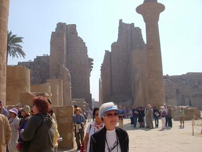 Treasures of the Pharaohs, February 13-25, 2008