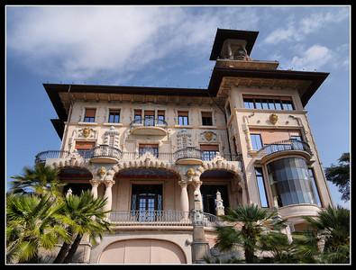Imperia - Villa Grock