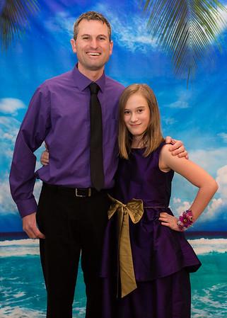 Jenison Elementary 2019 Daddy Daughter Dance