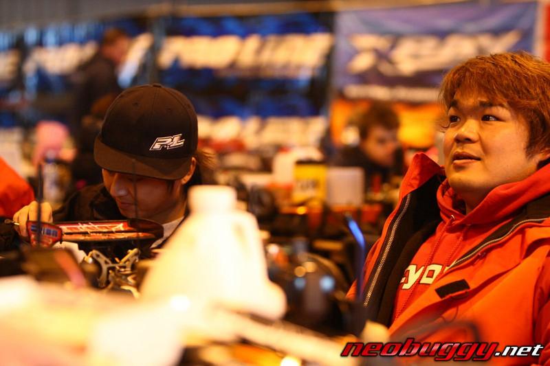Neo2010 - Friday Practice